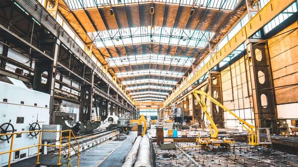 Industrie Fotografie Produktion