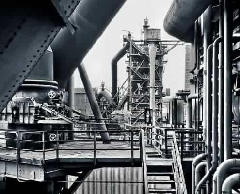 Industrie Fotografie Produktion Banner