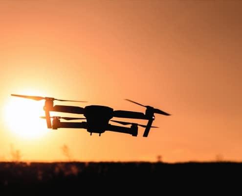 Luftbilder Flugaufnahmen Drohne
