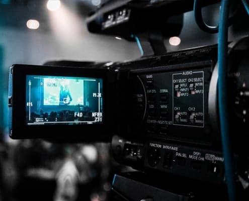 Video Filmproduktion Interview